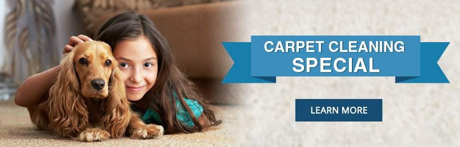 Comox Valley Carpet Cleaning Specials